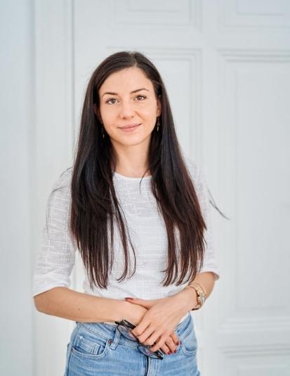 Steuerfachangestellte Sandra Kurtz